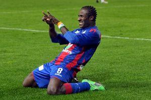 Футболист из Кот-д'Ивуара стал лучшим игроком чемпионата России