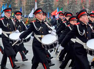 В Белгороде воспитанники суворовских училищ примут участие в параде 9 мая
