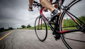 В Курской области мотоциклист сбил велосипедиста