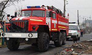 В Курске из-за пожара в квартире спасатели эвакуировали 7 человек