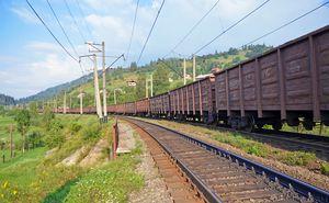 В Курской области столкнулся поезд с автомобилем «Нива-Шевроле»
