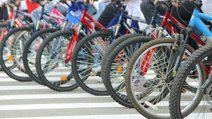 В Белгороде пройдет «Велопробег Победы»