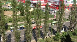 В Курске оцепили проспект Дружбы из-за банок для анализов