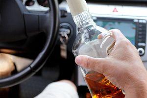 В Губкине задержан 20-летний пьяный водитель