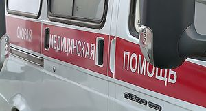 В Белгородском районе 89-летнюю пенсионерку во дворе дома сбила иномарка
