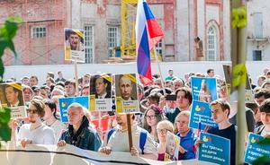 В Курске прошли задержания участников протестных акций