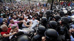 В Воронеже задержали организаторов митинга