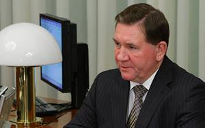 Глава Курской области получил благодарность