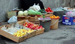 У Липецких уличных торговцев изъяли товар