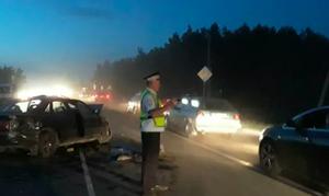 В Курске нашли третьего участника ДТП, где пострадали 7 человек
