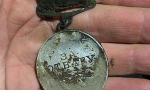 Под Петербургом нашли останки курянина, погибшего во время войны