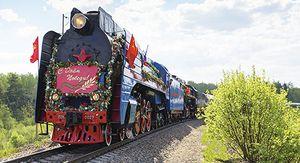 В Курск из Санкт-Петербурга едет «Поезд памяти»