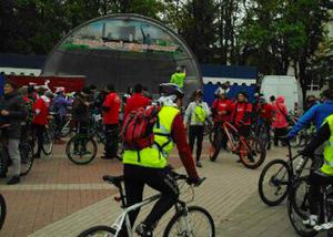 Костюмированный велопарад пройдет в Белгороде 19 мая