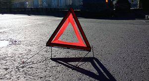 Курянин протаранил припаркованный автомобиль и отказался от проверки на трезвость