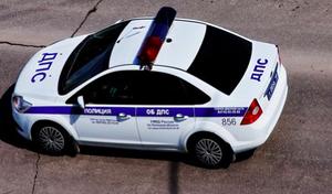 В Липецке автоинспекторы ищут человека разбившего иномарку