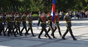 В Курске проходят торжественные мероприятия в честь Дня Победы