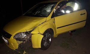 28-летнюю курянку, выскочившую на проезжую часть, насмерть сбила машина