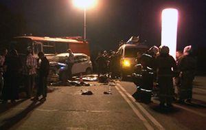 В Курске водителю угробившему пятерых детей дали 5 лет
