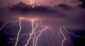 В Курской области обещают дожди с грозами и сильный ветер