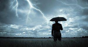 На Белгородскую область обрушатся дожди, грозы и шквалистый ветер