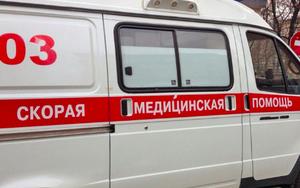 В Железногорске столкнулись два автомобиля, есть пострадавший
