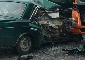 Воронежские цыгане не смогли довезти груз из металла в пункт приема
