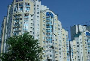 На проспекте Победы в Липецке женщина упала с балкона 14 этажа