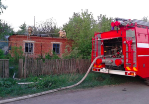 На минувшей неделе белгородские огнеборцы ликвидировали 14 пожаров