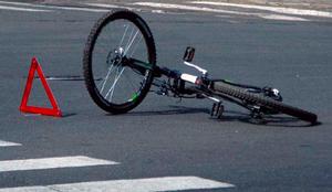 В Железногорске 19-летний водитель сбил юного школьника на велосипеде