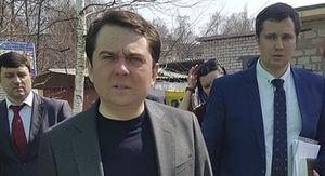 Андрей Чибис жестко раскритиковал сквер у администрации в Курске