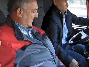 Липецкий депутат увидел на видео несколько нарушений ПДД В.В.Путина