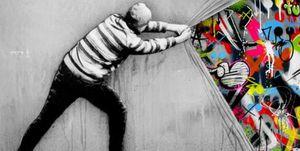 В Воронеже состоится конкурс граффити «Эко-арт»