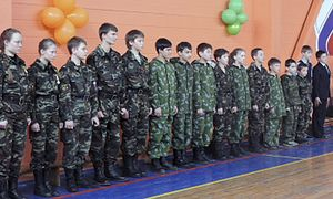 Курские курсанты примут участие в военно-спортивной игре «Зелёный берет»