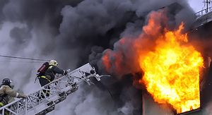 С начала года в пожарах погибли 28 жителей Белгородской области