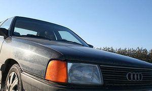 "В Курске по заказу ""раздели"" Audi"