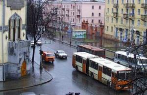 Перенесемся в Курск 1994 год и посмотрим, что изменилось