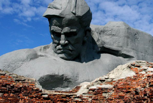 Экспонаты Брестской крепости появились в Белгороде