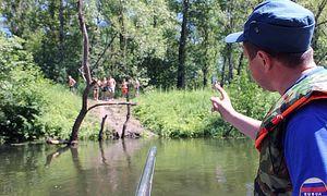 Месячник безопасности на водных объектах стартовал в Курской области