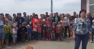 Жители Белгородской области просят Путина спасти их
