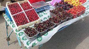 В Липецке у уличных торговцев изъяли 100 кг овощей и фруктов