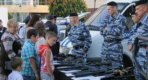 300 лет российской полиции готовятся отметить в Курске
