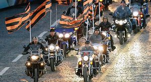 Мото-автопробег «Победа без границ» прибывает в Курск