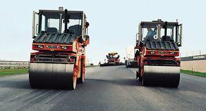 В Курске за 240 млн рублей отремонтируют 9 дорог