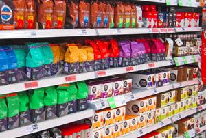 17 упаковок кофе из супермаркета украл белгородец