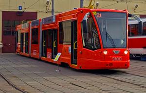 В Липецке по улице Папина пустят скоростной трамвай