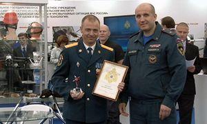 Курский спасатель победил в конкурсе творческих инициатив «Есть идея!»