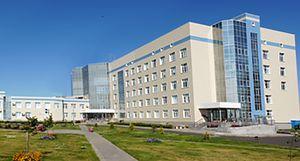 Курский онкодиспансер достроят в следующем году