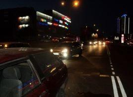 """В Курске столкнулся """"ВАЗ 2108"""" и """"Opel"""", есть пострадавший"""