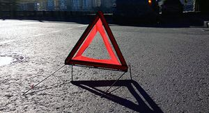 Фото страшного тройного ДТП под Липецком выложили в сеть