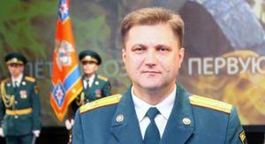 Главе курского управления МЧС присвоили звание генерал-майора